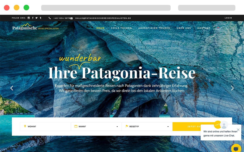 Patagonische Reise Spezialisten Germany